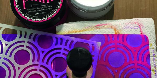 Yart Factory stencils